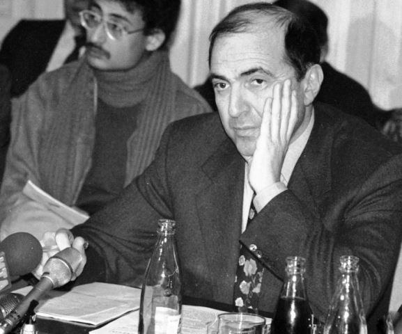 Борис Бнрезовский