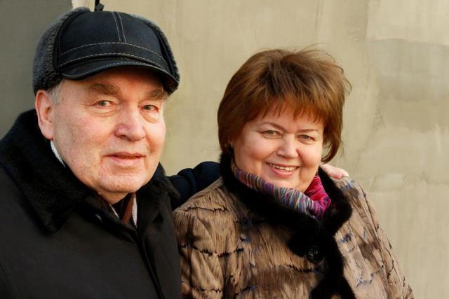 Светлана и Илья Мельниковы