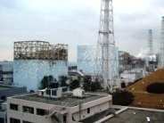 Атомная станция в Японии