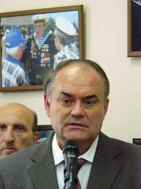 Мэр Евпатории Андрей Даниленко