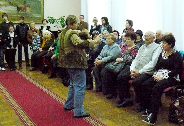 Крымчаки Симферополя в музее