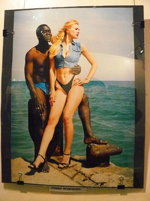 Картинки белая девушка и негр, видео минеты