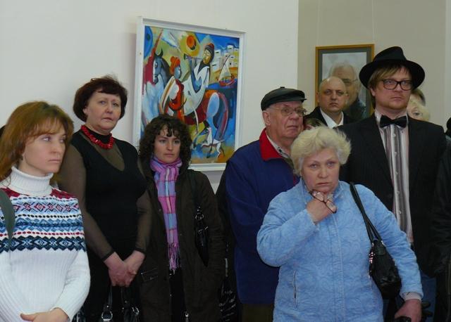 Евпатория открытие выставки в музее