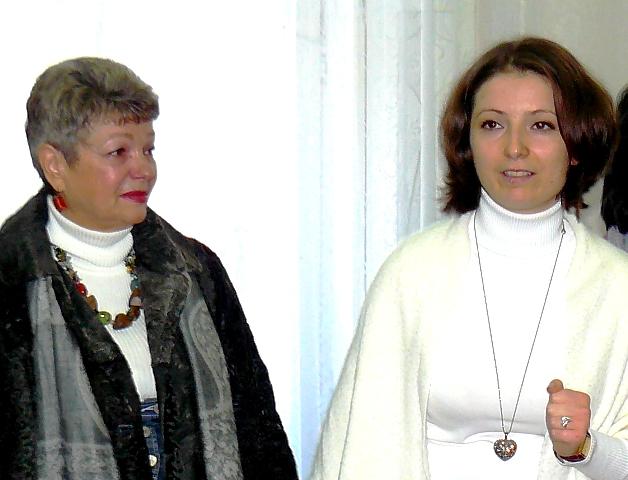 Евпатория открытие выставки Бориса Завальнюка