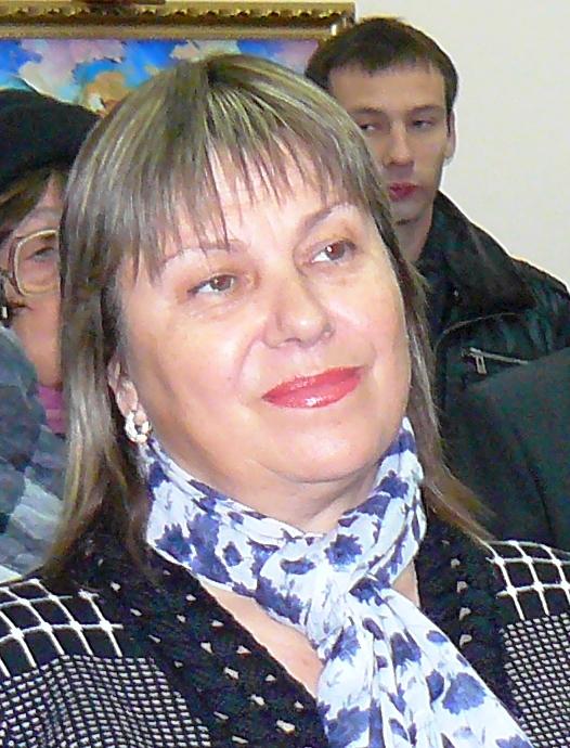 Евпатория. Нина Пермякова