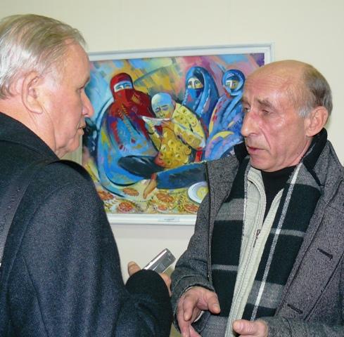 Евпатория Валентин Щербинин