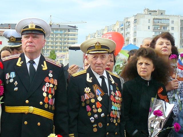 День победы в Евпатории