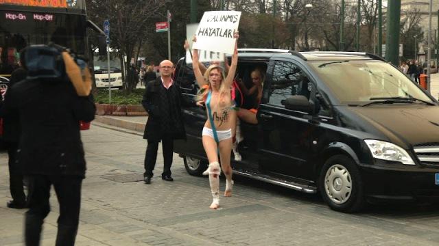 марта проститутки феминистки 8 и