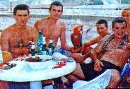 Николай Котляревский и его друзья