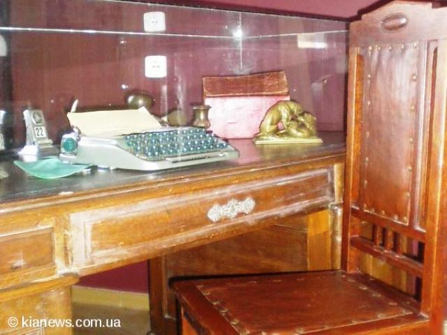Музей Сельвинского в Симферополе