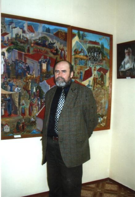 Илья Борохов