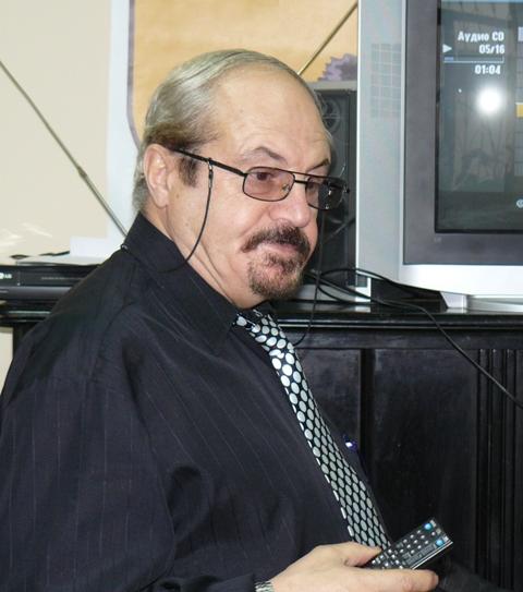 Валерий Слуцкий Симферополь