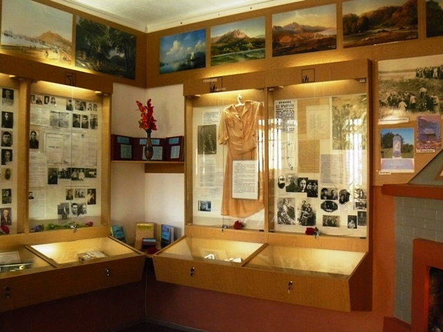 Симферополь музей крымчаков