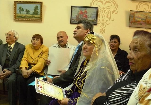 Крымчаки Симферополь  2009