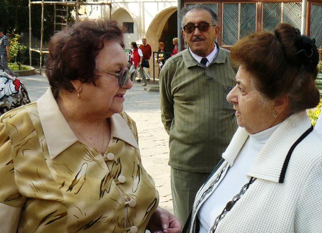 Крымчаки Бахчисарай 2009