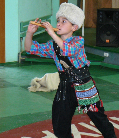 Татарский танец Бахчисарай