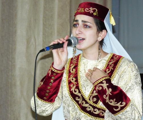 Крымчаки Бахчисрай 2009