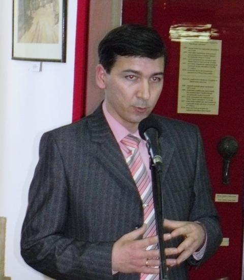 Шевкет Муждабаев