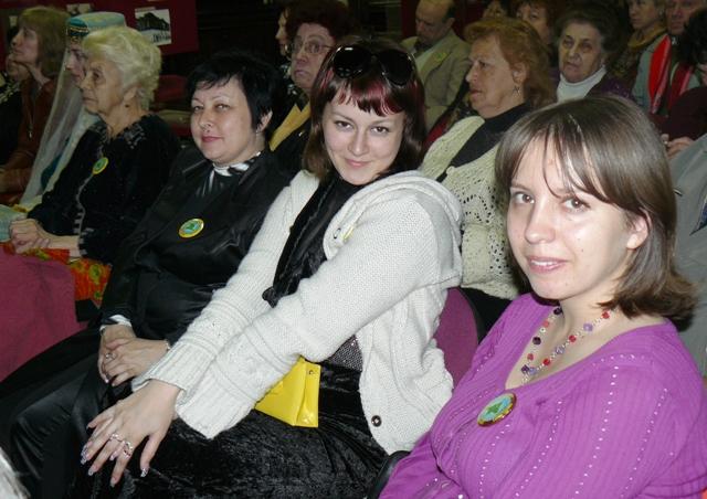 Дни крымчакской культуры Евпатория 2010