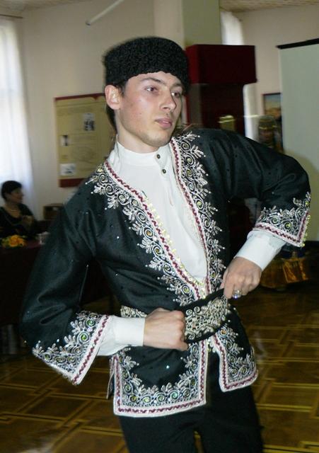 Крымчакский танец Евпатория
