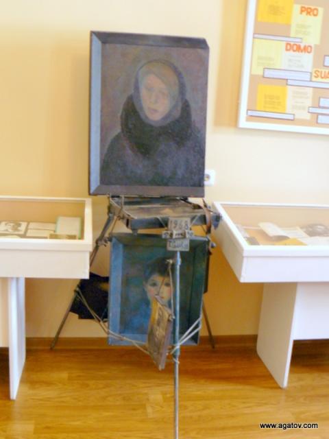 Музей Сельвинского в Крыму
