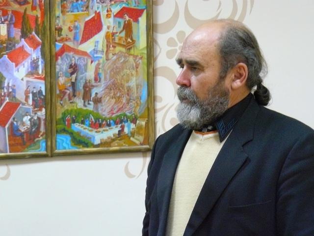 Илья Борохов. Ткун. Симферополь.
