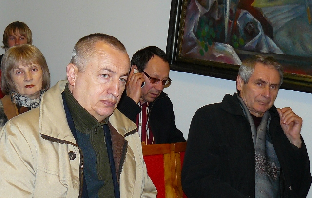 День памяти Александра Ткаченко