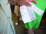 Возврат билетов на Волочкову в Евпатории