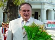 Андрей Даниленко весь в белом