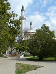 Евпатория мечеть Хан-Джами
