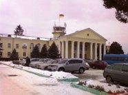 Аэропорт Симферополь 10 января 2009