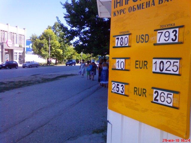 Выгодный курс продажи валюты