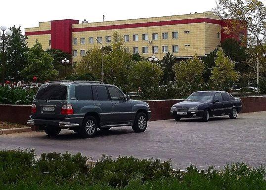 Евпаторийская больница