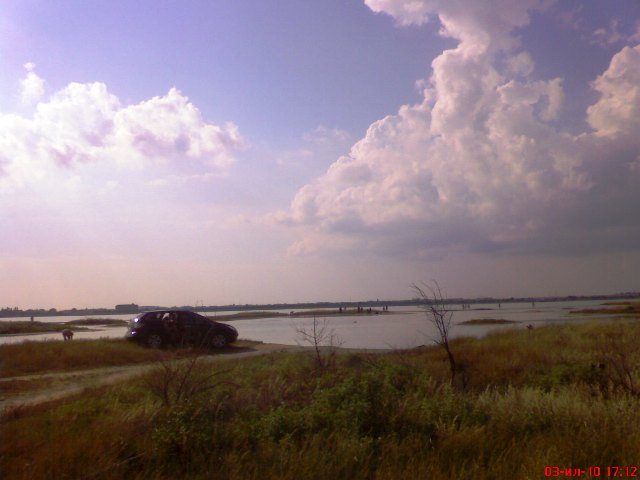 Евпатория озеро Мойнаки