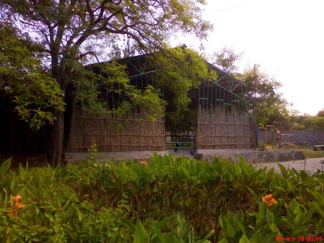 Евпатория 2010 кафе графские развалины