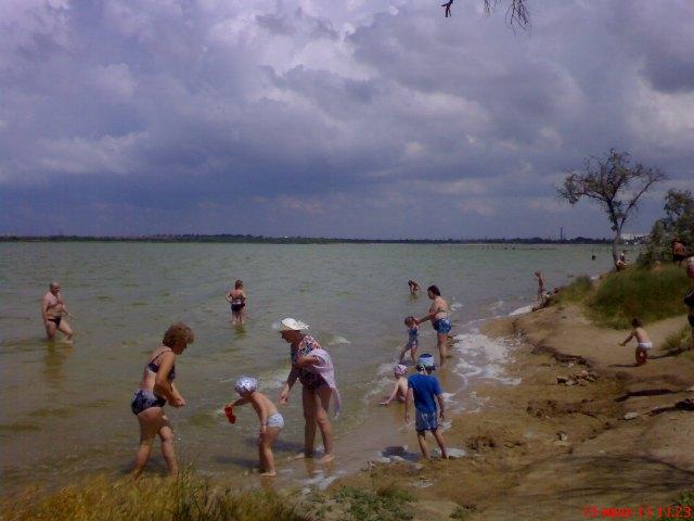 Озеро Мойнаки Евпатория