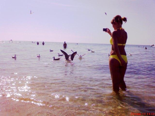 Бабье лето в Крыму