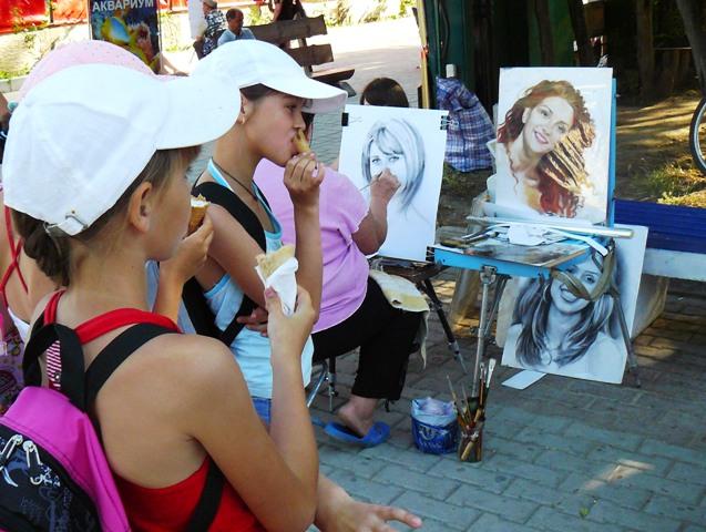 Евпатория 2011 фотомодели лучше тех, которые на рисунке
