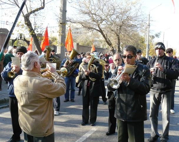 Духовой оркестр Евпатория