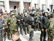 Массовые беспорядки в Кыргызстане
