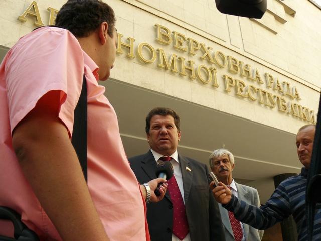 Сергей Куницын Симферополь