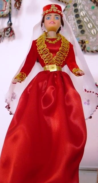 тюркская кукла Текие дервишей
