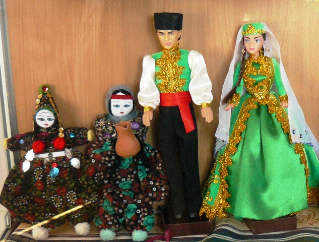 Музей тюркской куклы в Текие дервишей