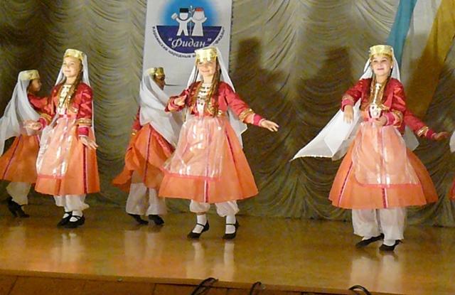 Караимский танец