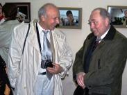 Юрий Теслев и Илья Мельников