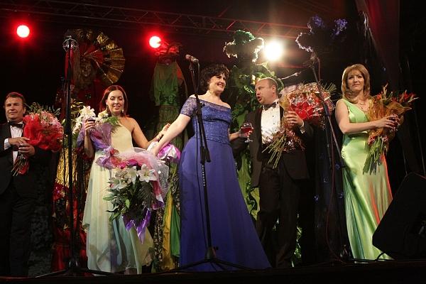 опера в Евпатории