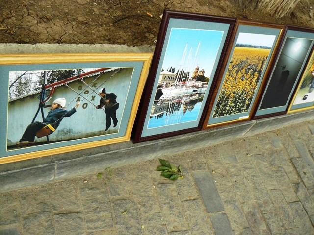 Выставка на Караимской