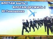 Тимошенко на плакате