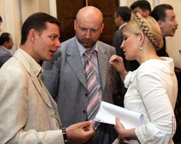 А 15% биомассы до сих пор готовы голосовать за Банду Юлии Тимошенко