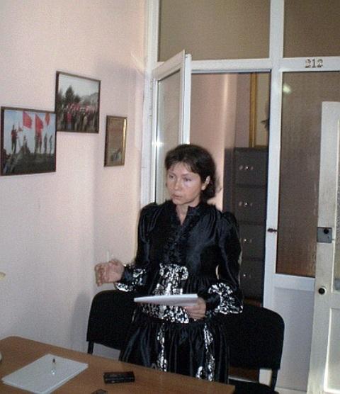 Галина Мамыко